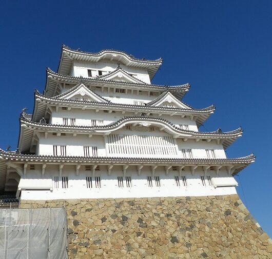 Himeji w Japonii